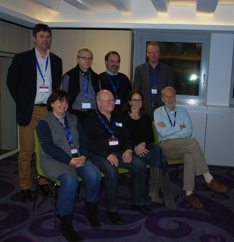 ENAJ management committee