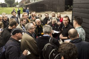 ENAJ low-budget agricultural press trip