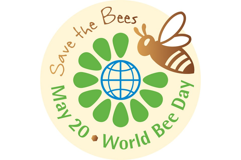 World Bee Day takes places on 20 May 2018