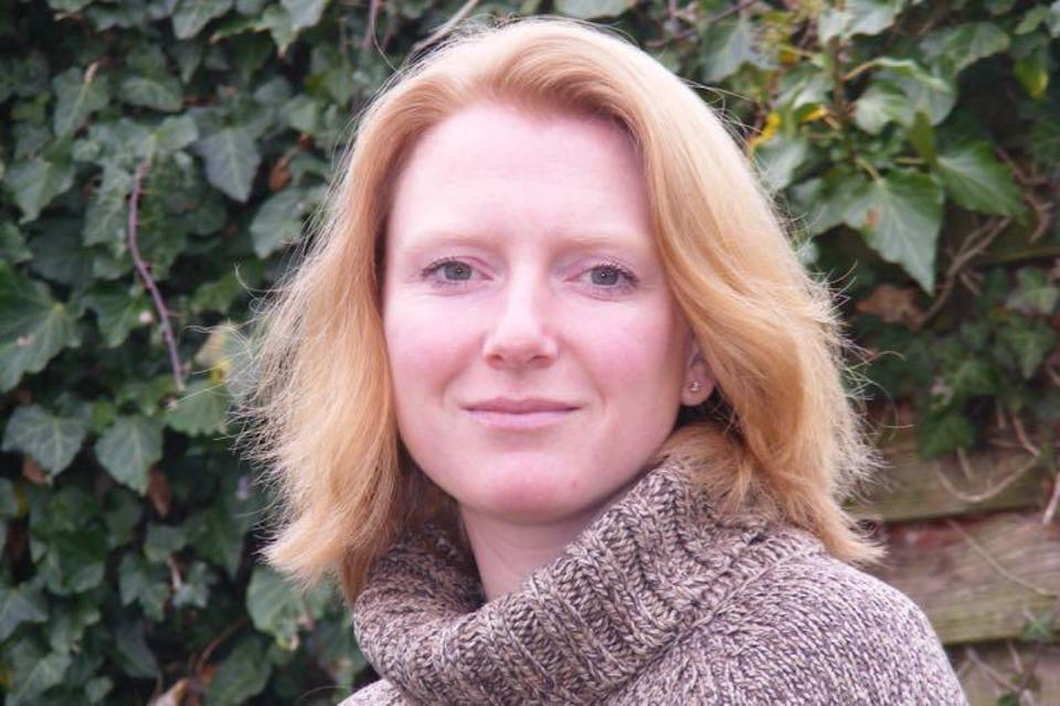 Olivia Cooper, deputy chairman of the British Guild of Agricultural Journalists