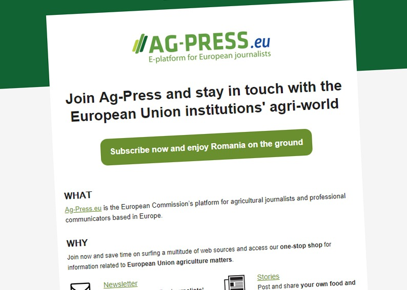 AGPress organize press trip in Romania